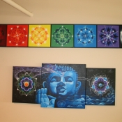 chakras and communication (sold)