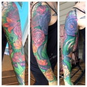 arm (cover up)