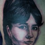 portrait mother